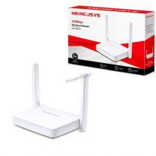 Маршрутизатор (роутер) беспроводной MERCUSYS MW301R 802.11b/g/n, 2x100Mbit, до 300Mbit/с белый Купить