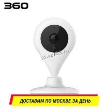 IP камера 360 D603 WiFi, 720р, детект.движения, плача, двух.голос.связь, ночн видение, microSD слот Купить