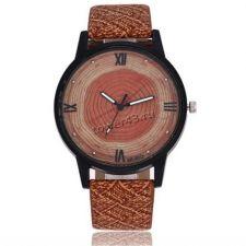 Часы PUXU Relogio Femenino под дерево, с ремешком, женские (цвет в ассортименте) Купить