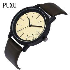 Часы PUXU Relogio Femenino, кварцевые, с ремешком/браслетом Цена
