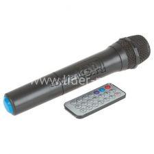 """Комбо-бокс колонка Eltronic EL8-01ch/02ch /03ch  8"""" USB /SD /FM /дисплей /MIC /LED Цены"""