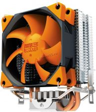 Вентилятор PCCooler S88 FM2 /1150 /1151 /AM3 /AM2 /AM4 две мед.трубки, 4pin PWM 20.5dB TDP98W Rtl Купить