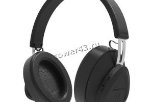 Наушники+микрофон полноразмерные Bluedio TURBINE TMS беспров, вер.5, Type-C, 1000/40ч, D57мм, 118dB Купить