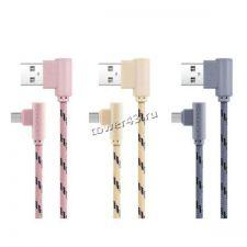 Кабель микро USB 2.0 1м AWEI/HOCO CL-90 (L-коннектор) /CL-94 /CL-982 Retail Купить