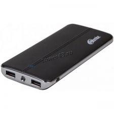 Внешний мобильный аккумулятор Ritmix RPB-6007P 6000 мАч пластик (чёрный) Купить