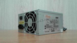 Блок питания Winard 500W ATX, 80mm, 24+4pin /2*SATA /4*Molex /FDD RTL Купить