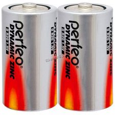 Батарейка R20 солевая Minamoto /Perfeo Dinamic Zinc Купить