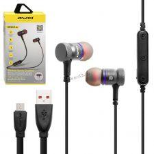 Наушники+микрофон AWEI A960BL /AWT20 /A922BL вставки, беспроводные, блютуз 4.0 Купить