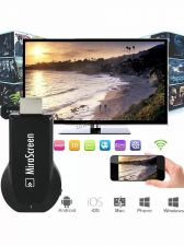 Адаптер Miracast WiFi -V50 для ТВ (HDMI, совместим с Android и iOS) Купить