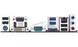 Мат.плата S-1151 v.2 Gigabyte H310M-S2P m.2, PCI-Ex16, PCI-E-x1, 2*DDR4 VGA HDMI DVI 2xPCI GLAN mATX Цена