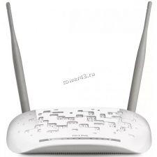 Модем ADSL TP-Link TD-W8961N ADSL2+ WiFi 802.11n 300Mb/s 4xLAN Retail Купить