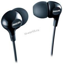 Наушники Phillips SHE3550 вкладыши, 16Om, 11-22000hz, 105dB, неодимовый магнит (цвет в ассортимете) Купить