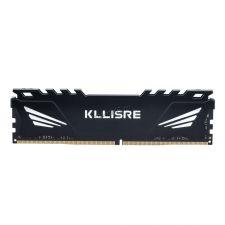 Память DDR4 8Gb (pc4-21300) 2666MHz Kllisre (чипы Samsung /Micron /Hynix) с радиатором Rеtail Купить