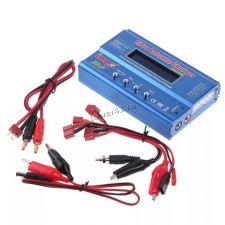 Зарядно-анализирующее устройство E7WIN Imax B6 для аккумулят., 80W, 0.1-5А, дисплей, без адаптера Купить