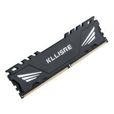 Память DDR4 16Gb (pc4-19200) 2400MHz Kllisre (чипы Samsung /Micron /Hynix) с радиатором Rеtail Купить