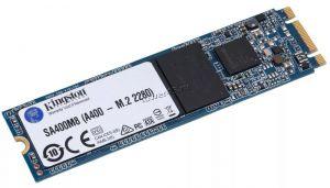 Твердотельный накопитель 120Gb SSD M.2 Kingston A400 SA400M8/120G SATA3 TLC 500/320Мб/с Retail Купить