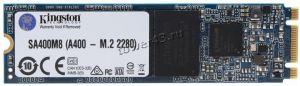 Твердотельный накопитель 240Gb SSD M.2 Kingston A400 SA400M8/240G SATA3 TLC 500/350Мб/с Retail Купить