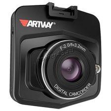 """Автомобильный видеорегистратор ArtWay AV-510, 1920x1080х25к/с, подсветка, LCD2.4"""", microSD, 120гр Купить"""