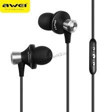 Наушники+микрофон AWEI ES-850Hi вкладыши черные Купить