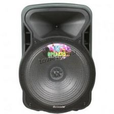 "Комбо-бокс колонка Мeirende MR-15ach 15"" USB/SD /FM /дисплей /LED /микрофон /пульт Цена"