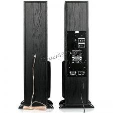 Колонки Dialog AP-2300 (Караоке) блютуз /FM-радио /MP3 /USB (80W) дерево (чёрный/коричнев), микрофон Цены
