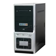 Компьютер ТЕХНОСТИЛЬ OFFICE /Int CoreQuad 6000-9000 /IntelHD Graphics /320Gb /4Gb /DVDRW /Win7Pro Купить