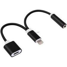"""Кабель Lightning 8pin для iPhone -> miniJack 3.5""""(F) с микрофоном Retail Купить"""