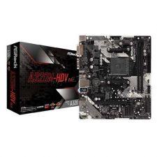 Мат.плата Soc-AM4 ASROCK A320M-HDV R4.O AMD A320 2xDDR4 mATX AC`97 8ch M.2 GLAN DVI+VGA+HDMI  Rtl Купить