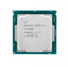 Процессор Intel Core i3-9100F S1151v2, 3.6-4.2GHz/6Mb, 4хяд, CoffeeLake, 14nm, 65W, безGPU oem Купить