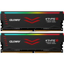 Память DDR4 16Gb (2х8Gb, pc4-25600) 3200MHz GLOWAY с радиаторами +RGB подсветка Rtl Купить