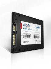 """Твердотельный накопитель 240Gb SSD 2.5"""" FLEXIS Basic Phison S11, TLC,  R550Mb/s, W500Mb/s Retail Купить"""