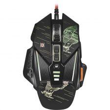 Мышь Defenders sTarx GM-390L c грузами, подсветка 8кн. (игровая) 800-3200dpi +коврик Купить