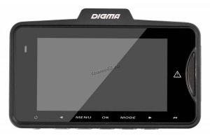 Автомобильный видеорегистратор DIGMA FreeDrive 300 черный 3Mpix 1080x1920 1080p 140гр. GP2159 Цена