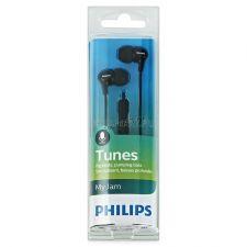 Наушники+микрофон Phillips SHE3555 вкладыши, L, 16Om, 11-22000hz, 105dB, неод магнит (цвет в ассорт) Цена