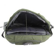 """Сумка для ноутбука 15.6"""" ENVY Street зеленый (рюкзак) Цена"""