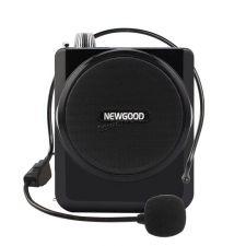 Громкоговоритель NewGood N202 с 2мя петличными микрофонами (провод. и беспров.) экскурсионный Купить