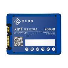 """Твердотельный накопитель 960Gb SSD 2.5"""" REEINNO Sirius T SATA3 TLC/QLC R500Mb/s, W450Mb/s Rtl Купить"""