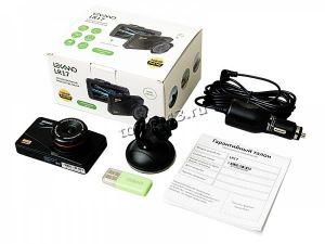 """Автомобильный видеорегистратор LEXAND LR17, 3""""LCD, 1920х1080х30к/с,120гр, метал.корпус Цена"""
