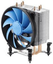 Вентилятор DEEPCOOL GAMMAXX 300B Универсальный (TDP 130W, Al-Cu/120mm, 17.8-21dBA, 4pin, клипсы) RTL Купить