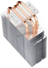 Вентилятор DEEPCOOL GAMMAXX 300B Универсальный (TDP 130W, Al-Cu/120mm, 17.8-21dBA, 4pin, клипсы) RTL Цена