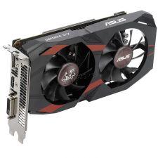 Видеокарта GeForce 1050GTX Ti 4Gb <PCI-E> ASUS CERBERUS 128bit GDDR5 DVIx1 /HDMIx1 /DPx1 /HDCP Ret Купить
