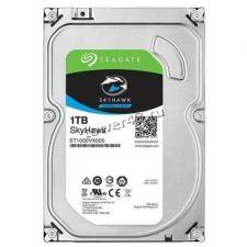 Жесткий диск 1Tb Seagate ST1000VX008 SkyHawk 64Mb SATA3 6гб/сек (для видеонаблюдения) Купить