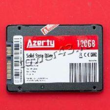 """Твердотельный накопитель 120Gb SSD 2.5"""" Azerty BR120, 500/450Mb/s, SATA3 TLC Купить"""