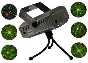 Лазерный голографический проектор B52 GST-119, 6 режимов, авто, стробоскоп, цветомузыка Купить