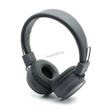Наушники+микрофон полноразмерные Bluetooth HOCO W25 Promise серые беспроводные, вер.5, накладные Купить