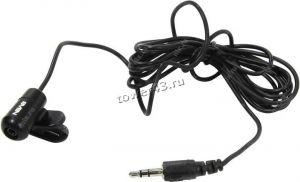Микрофон SVEN MK-170 на прищепке, черный, кабель 1.8м Купить