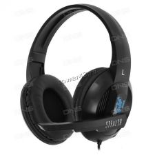 Наушники+Микрофон QUMO Stealth GHS003 игровые (цвет в ассортименте) Купить