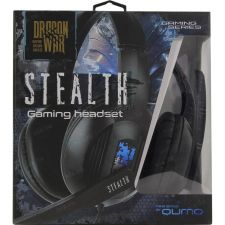 Наушники+Микрофон QUMO Stealth GHS003 игровые Цена
