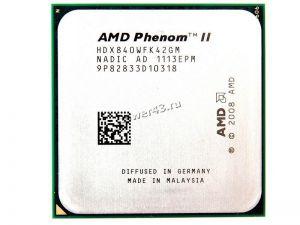 Процессор AMD Phenom II X4 840 Propus Socket AM2+/AM3 3,2GHz, L2 2Mb, 95W) 4хядерный, noGPU Купить