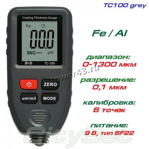 Толщиномер автомобильный R&D TC100 по черным и цветным металлам